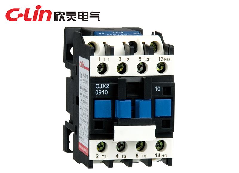CJX2-09、CJX2-12交流接触器