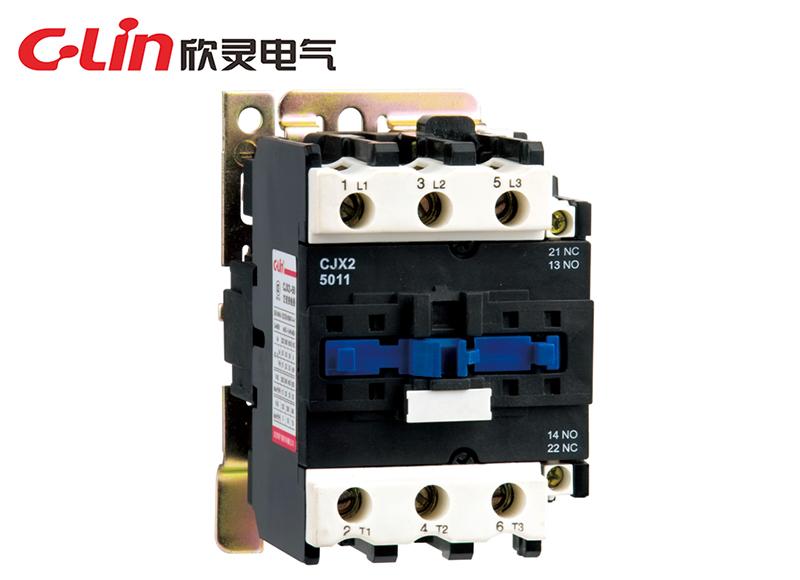 CJX2-40、CJX2-50、CJX2-65交流接触器