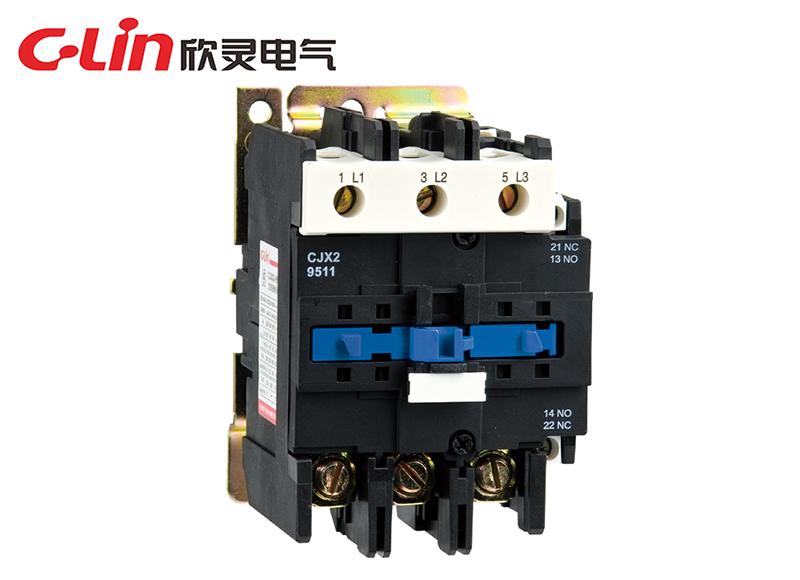 CJX2-80、CJX2-95交流接触器