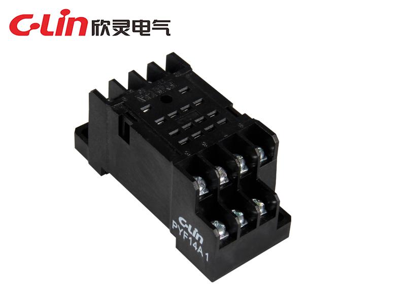 PYF14A1插座