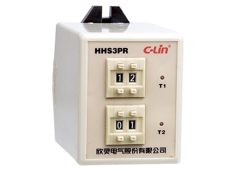 数字式时间继电器