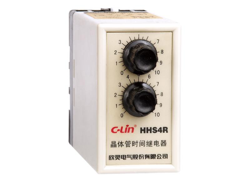 晶体管时间继电器