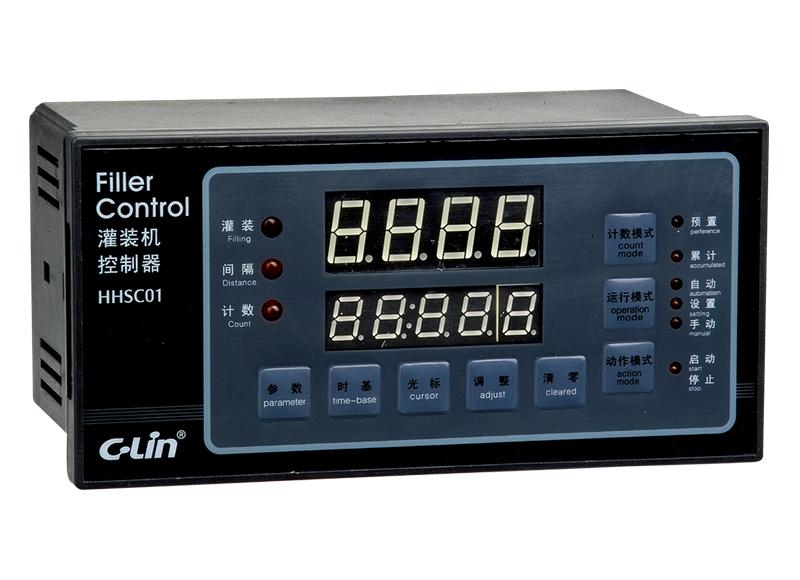 灌装机设备专用控制控制器