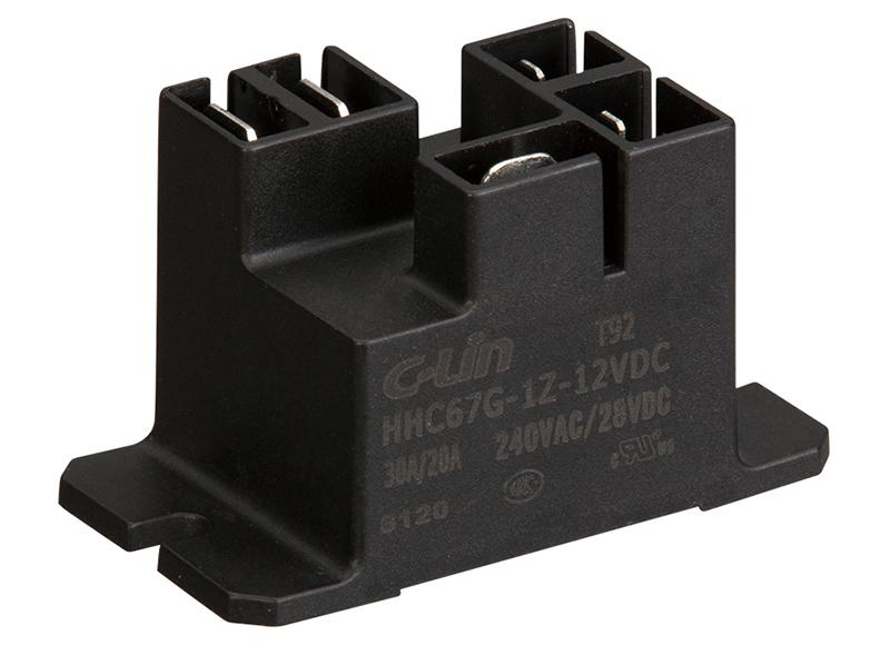 HHC67小型电磁继电器