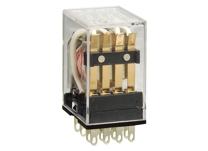HHC68小型电磁继电器