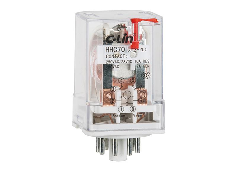 HHC70大功率电磁继电器