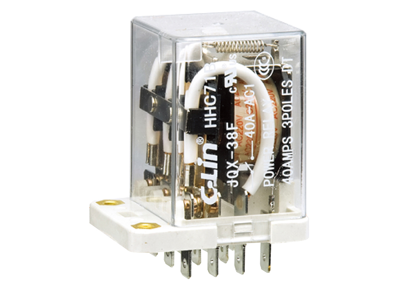 HHC71大功率电磁继电器