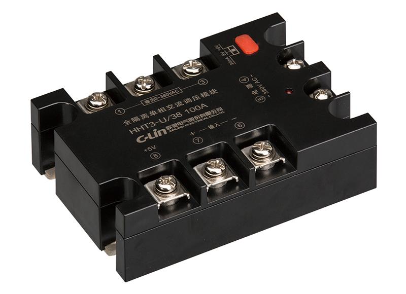 单相/三相固体调压器