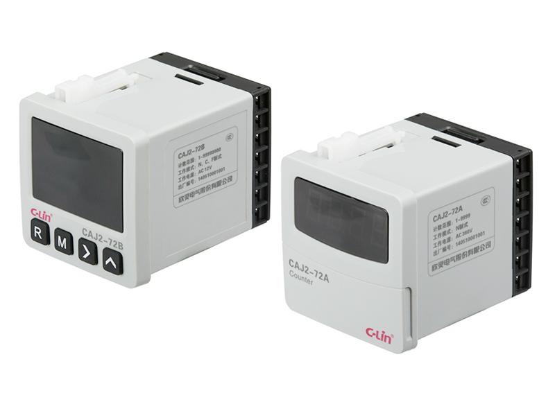 CAJ计数继电器系列
