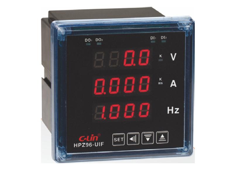 单相智能电流、电压表