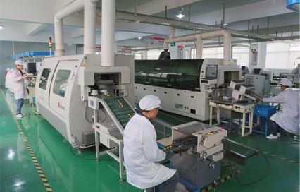 欣灵电气生产设备
