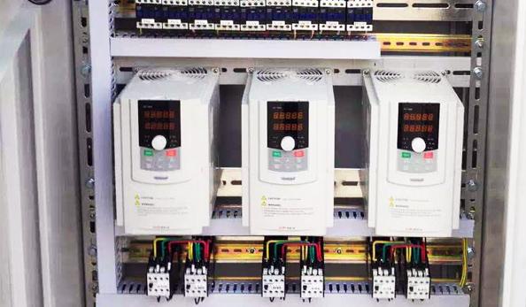 欣灵电气酒店恒压供水设备应用案例
