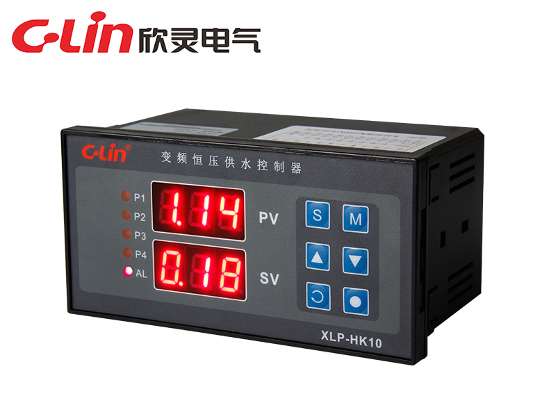 XLP-HK10变频恒压供水控制器