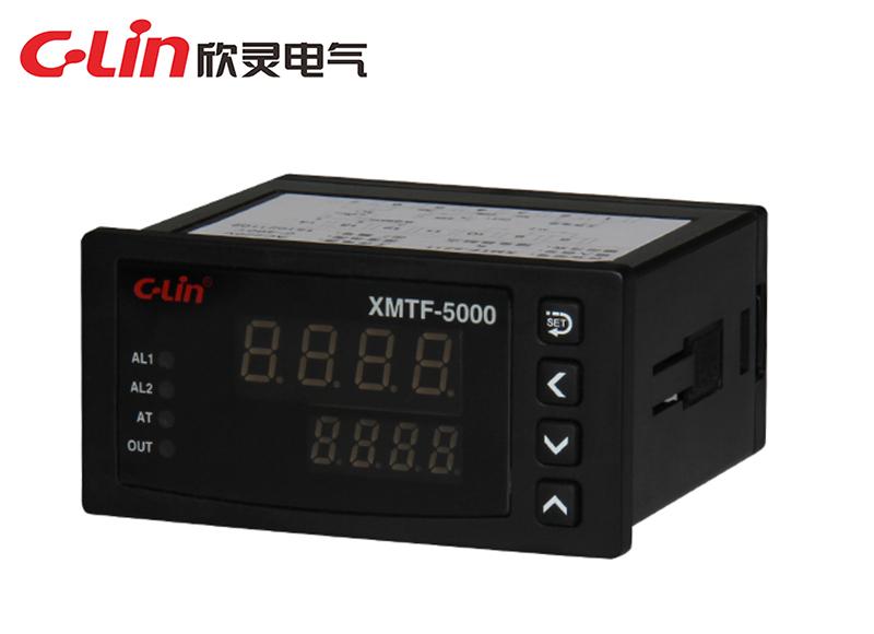 XMTF-5000系列智能温度控制仪