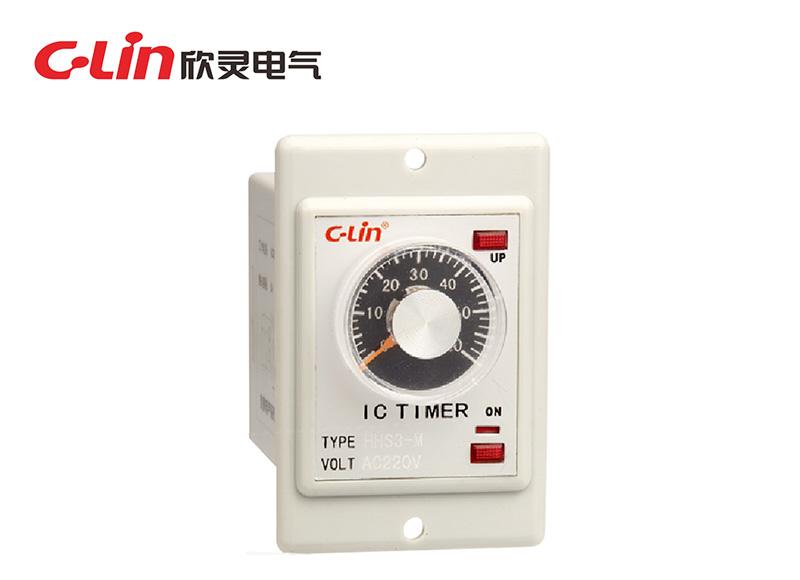 HHS3-M(AH2-Y)时间继电器