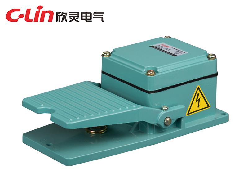 LFS-402/1(一常开一常闭)脚踏开关