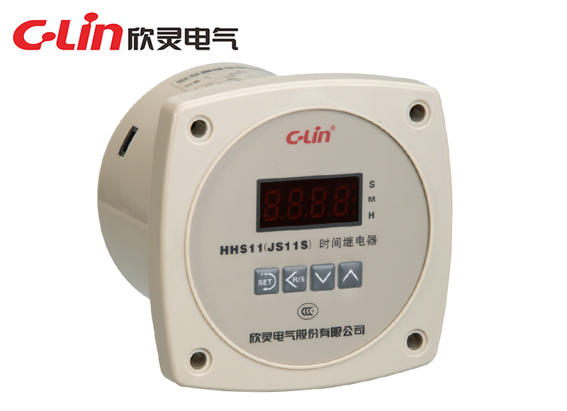 HHS11(JS11S)改进型时间继电器