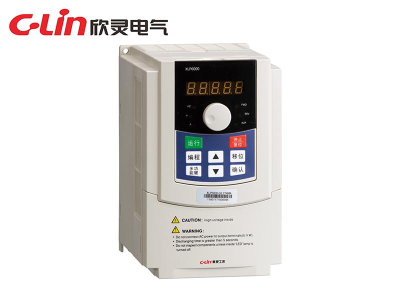 XLP6000-2.2型矢量型变频器