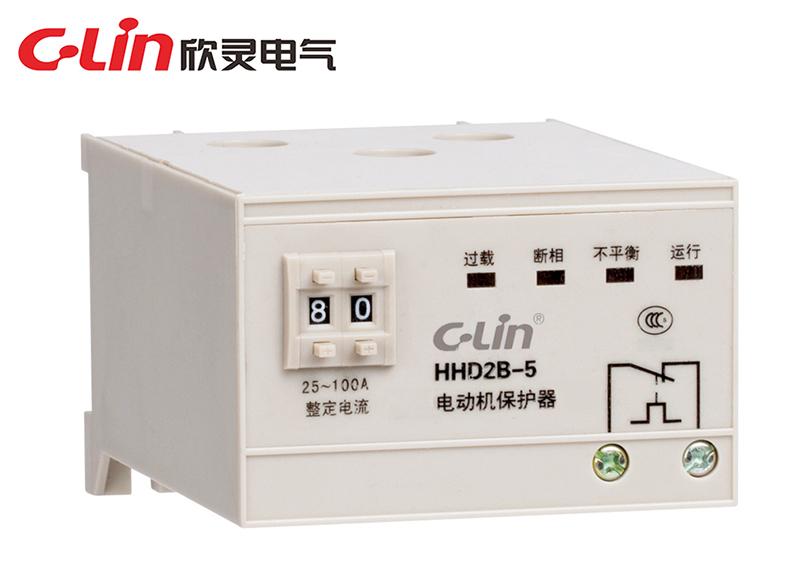 HHD2B-1~5无源型电动机保护器