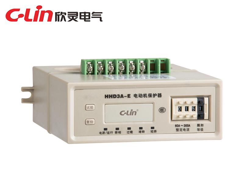 HHD3A-C、D、E电动机保护器