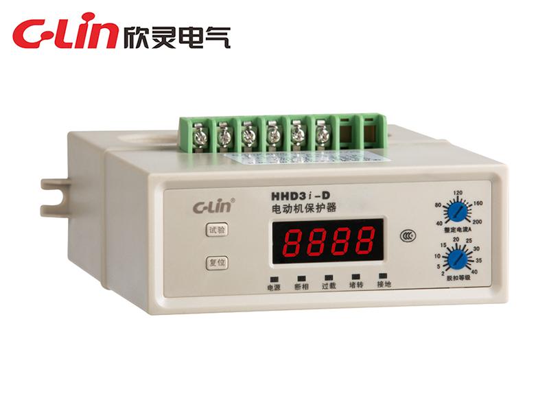 HHD3i-C、D、E数显智能电动机保护器