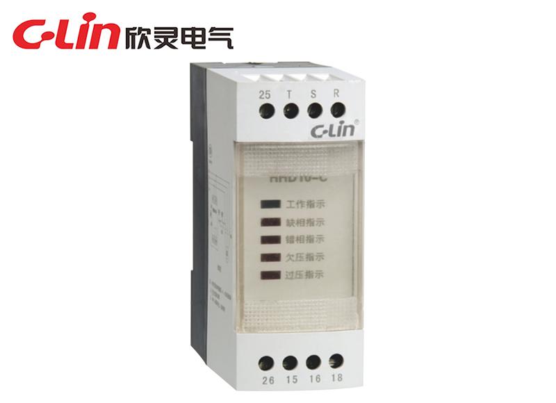 HHD10-C过欠压断相相序保护继电器