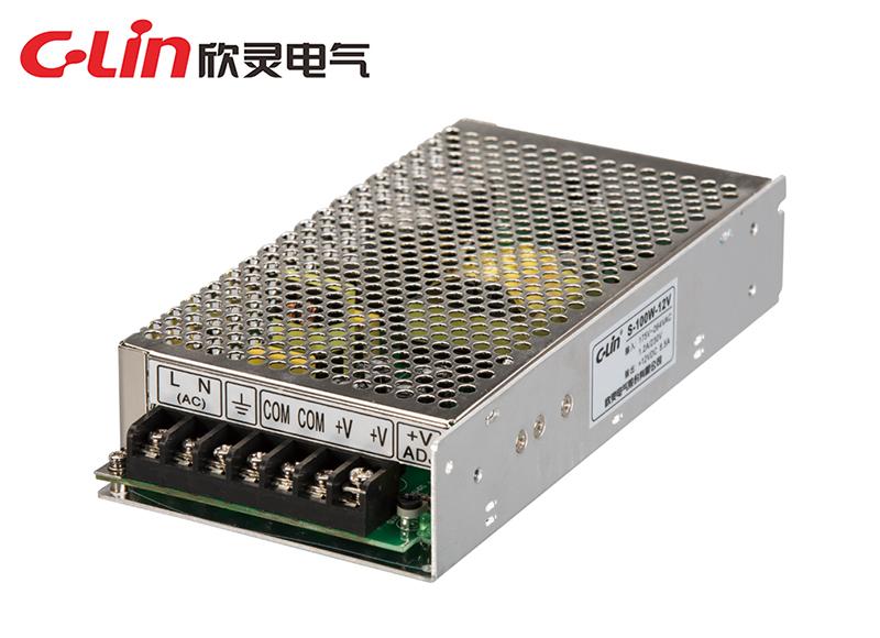 S-100W/120W/145W单组输出通用型开关电源