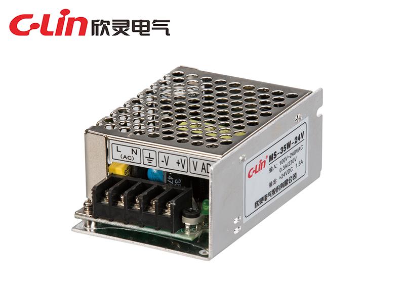 MS-15W/25W/35W单组输出小体积开关电源