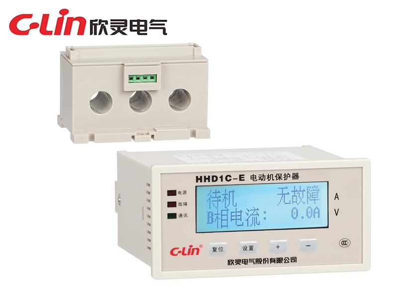 HHD1C-□F电动机保护器