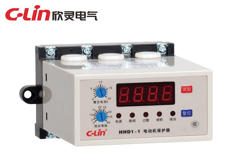 HHD1-1A、1、1B电动机保护器