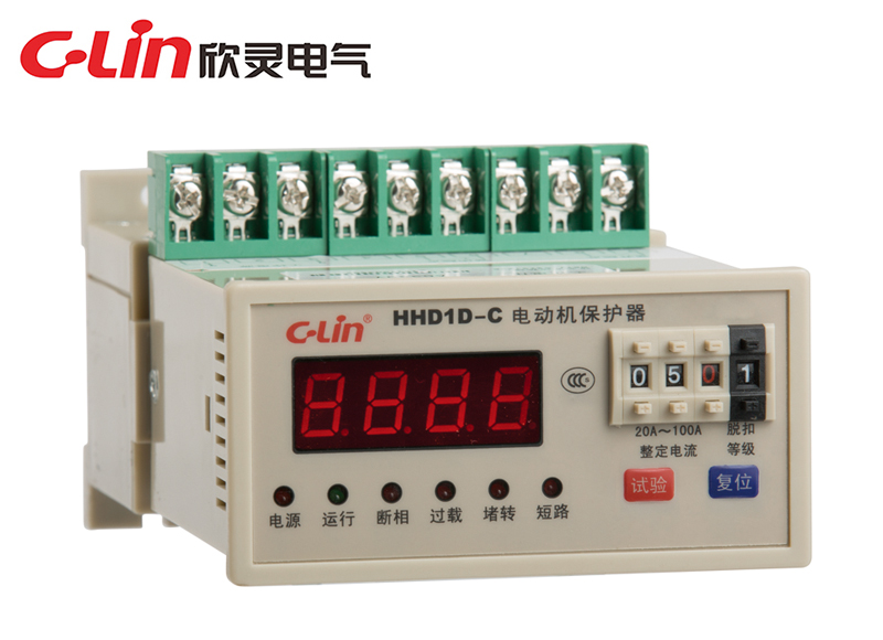 HHD1D-□Z电动机保护器
