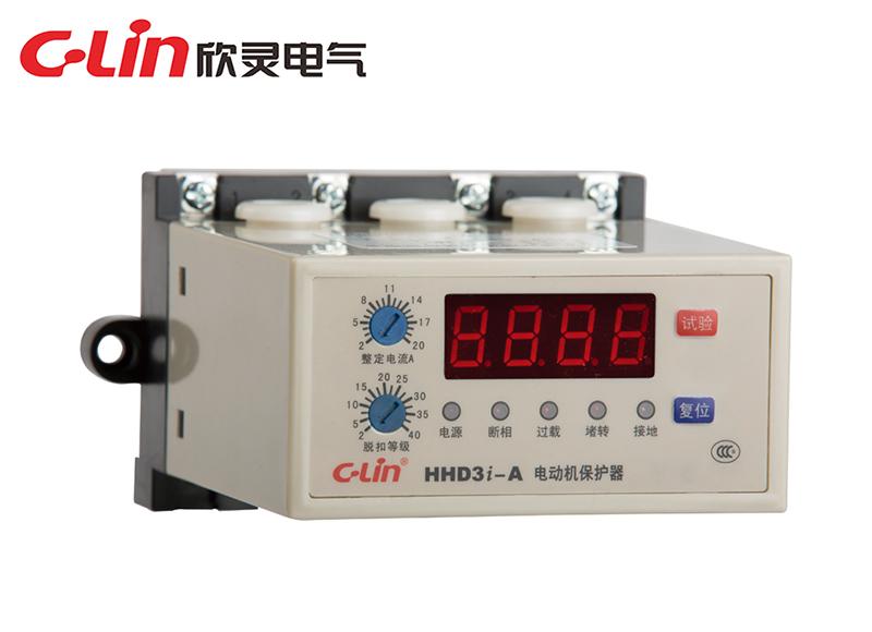 HHD3i-1、2、AT、A、B、T、H1、H2、H3 电动机保护器