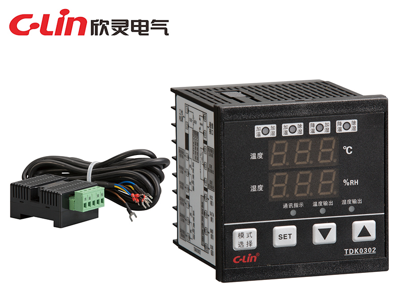 TDK0302智能型温湿度控制器