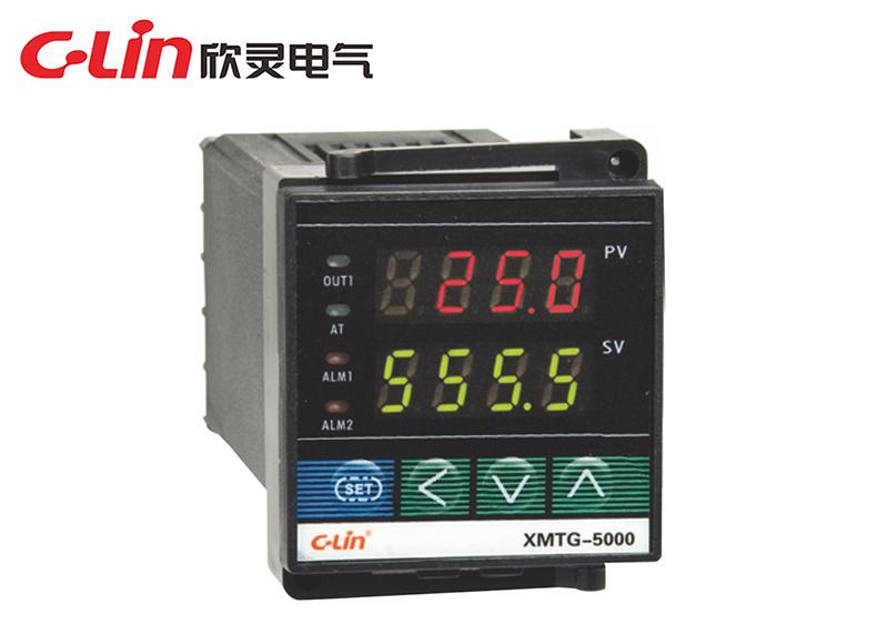 XMTG-5000系列智能温度控制仪