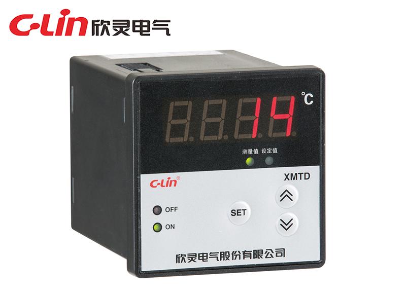XMTD-3001/3002(改进型)数显温度控制仪
