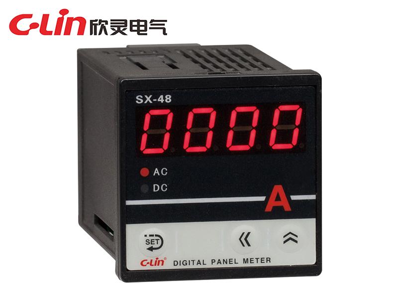 SX-48系列数显电流、电压表