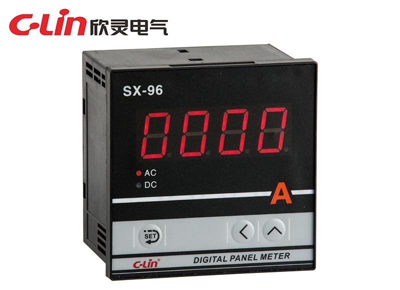 SX-96系列数显电流、电压表