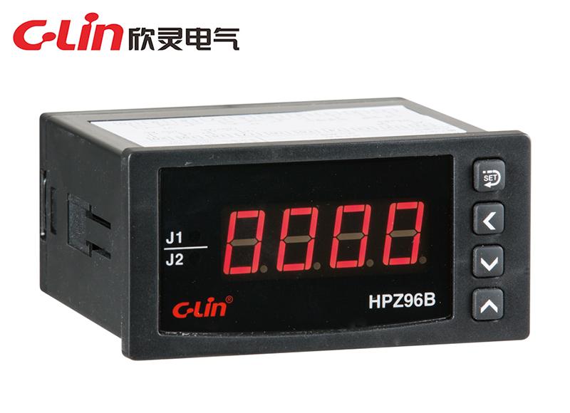 HPZ96B-AI-J-M/AV-J-M系列可编程电量测量控制仪表