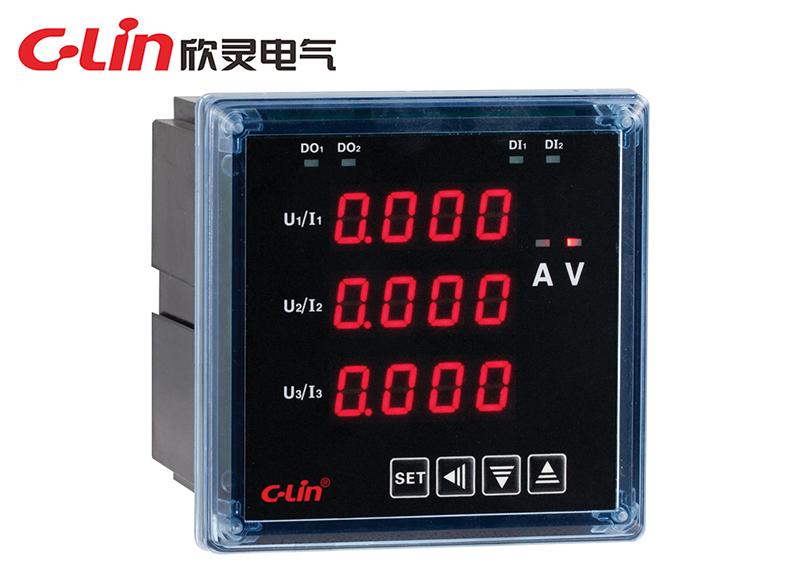 HPZ96系列可编程三相电力仪表