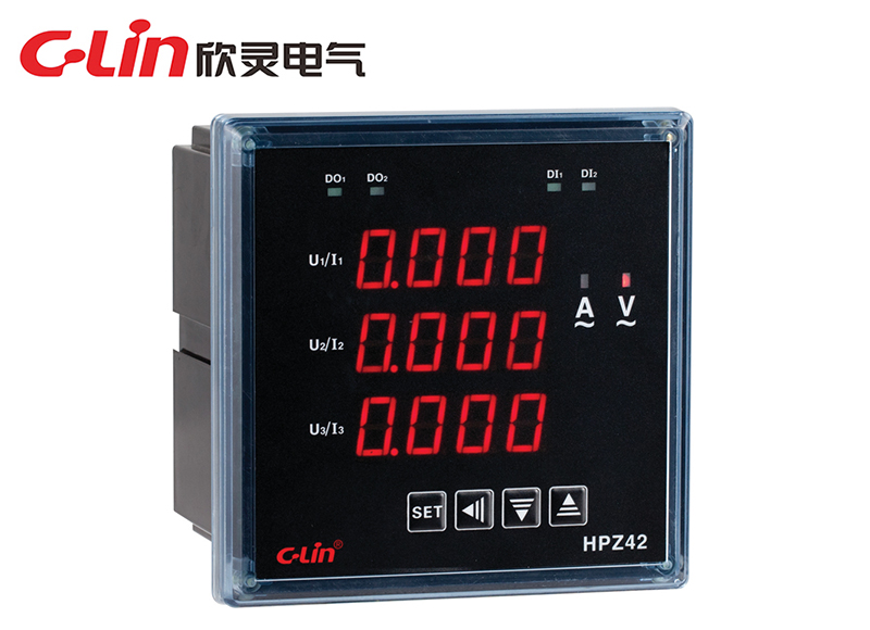 HPZ42系列可编程三相电力仪表