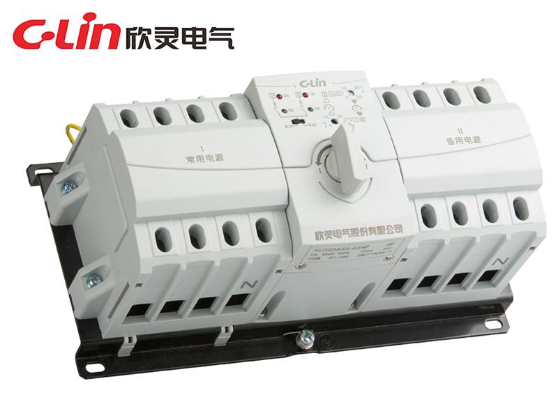 XLDQ3NX系列双电源自动转换开关电器
