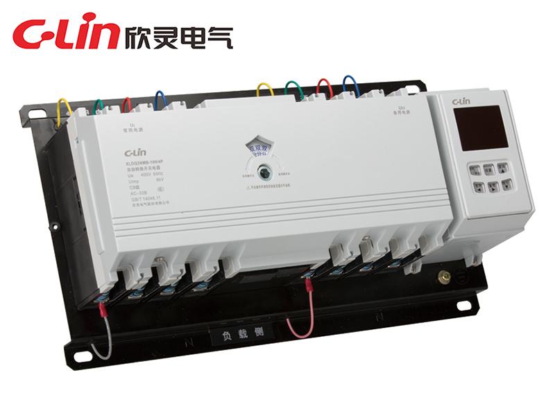 XLDQ3NM系列双电源自动转换开关电器