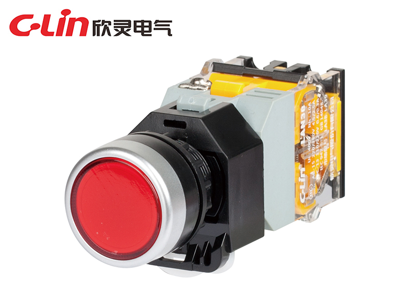 LAN38-22D-11D带灯钮