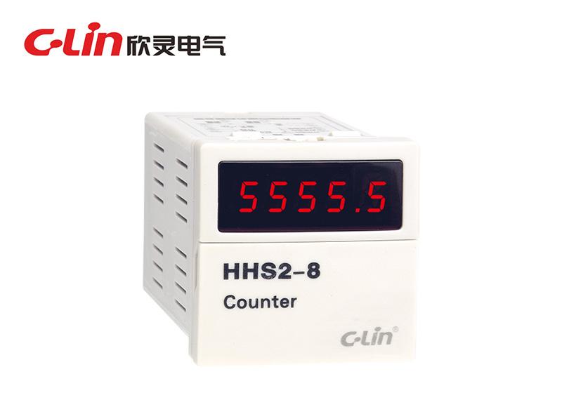 HHS2-8数字计时仪
