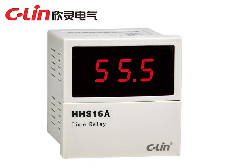 HHS16A时间继电器