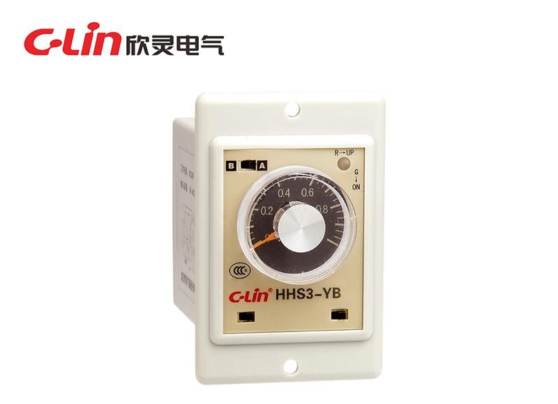 HHS3-Y □ (AH2-Y □ ) 时间继电器