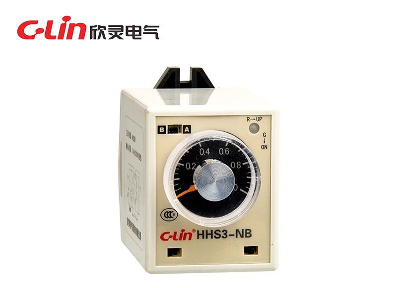 HHS3-N □ (AH2-N □ ) 时间继电器