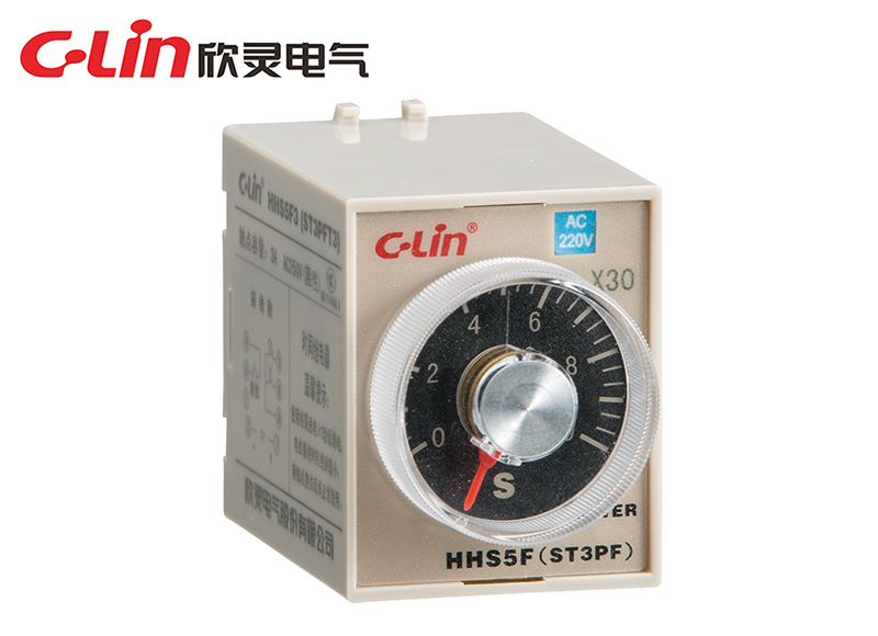 HHS5F3(ST3PFT3) 长延时时间继电器