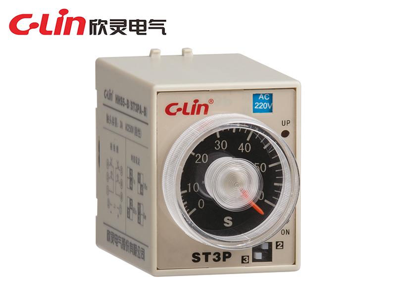 HHS5、C、G(ST3PA、C、G)时间继电器
