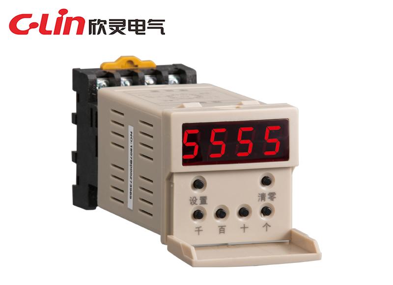 DH48J计数继电器